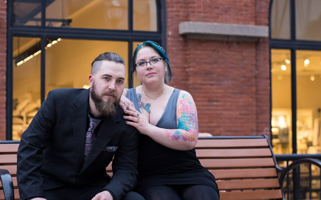 TiA and Zach | Salt Lake City Utah Photographer