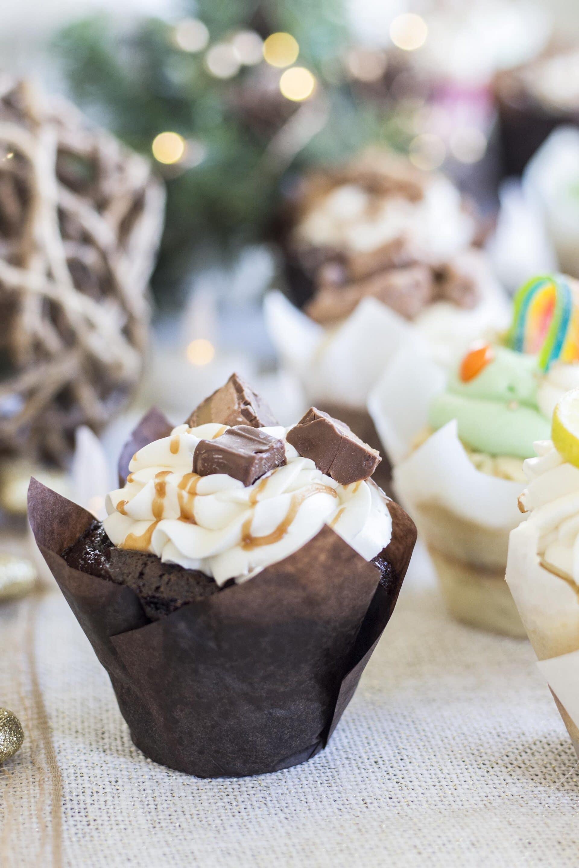 Chari Laree Photography Chocolate Cupcake